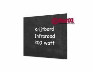Krijtbord Alkari infraroodpaneel 200watt