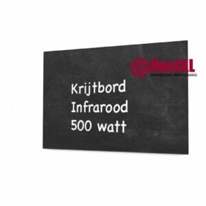 Krijtbord Alkari infraroodpaneel 500 watt