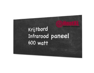 krijtbord Alkari infraroodpaneel 600 watt