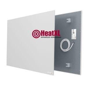 Welltherm metalen infrarood panelen - 120x120