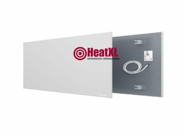 Welltherm metalen infrarood panelen - 30x120