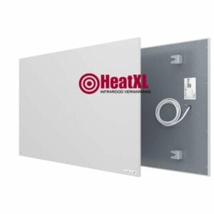 Welltherm metalen infrarood panelen - 80x120