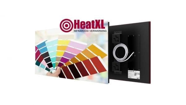 Welltherm ral kleuren infrarood paneel