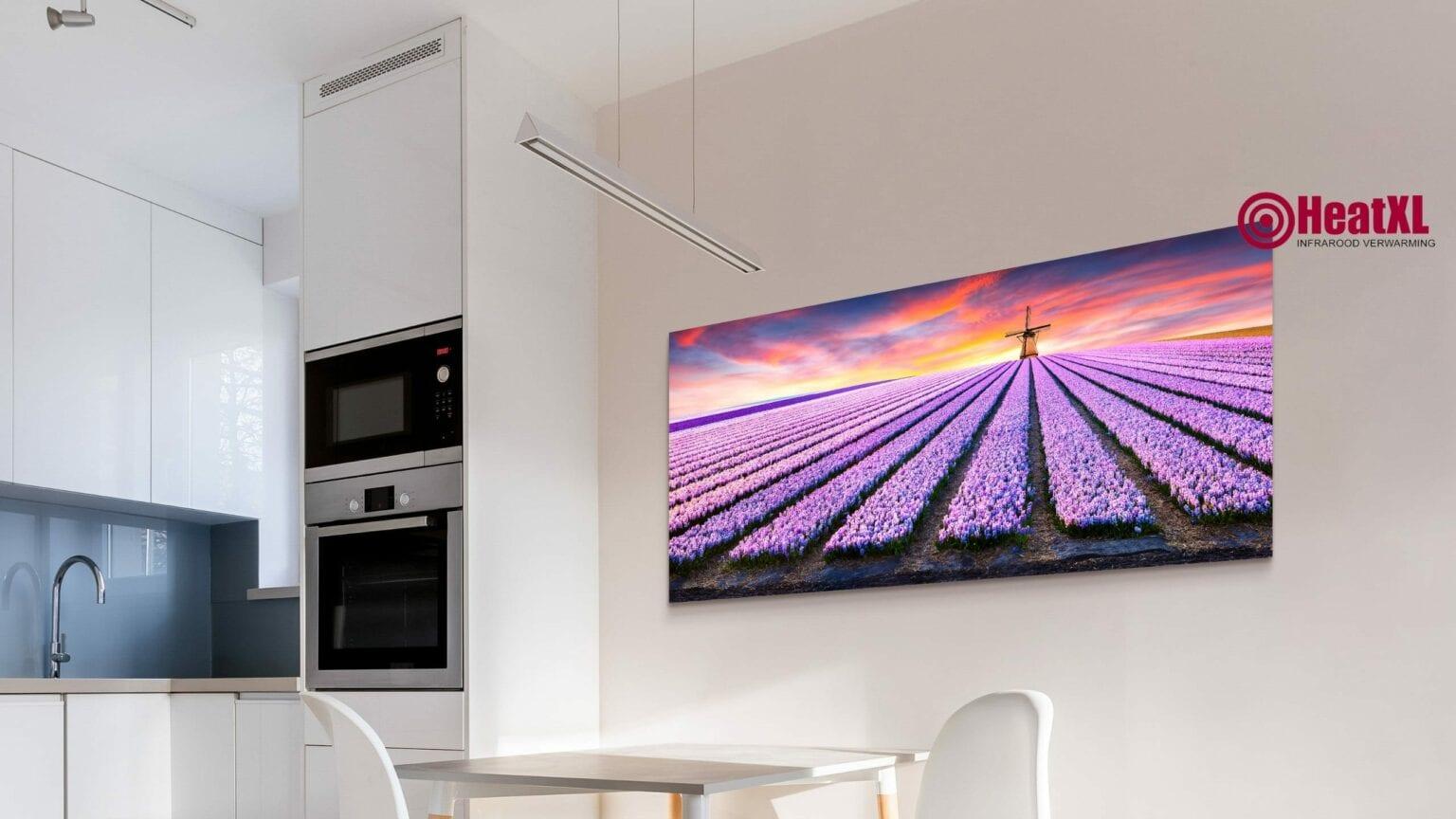 design verwarming infrarood panelen warmte