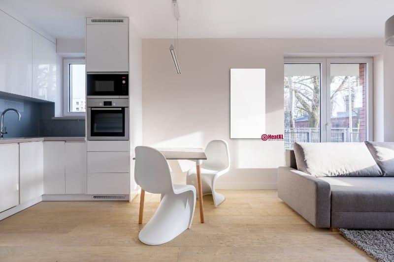 infrarood panelen prijzen woonkamer infrarood verwarming wand wit 800