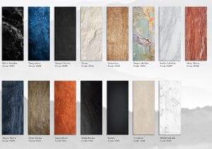stone art infrarood panelen