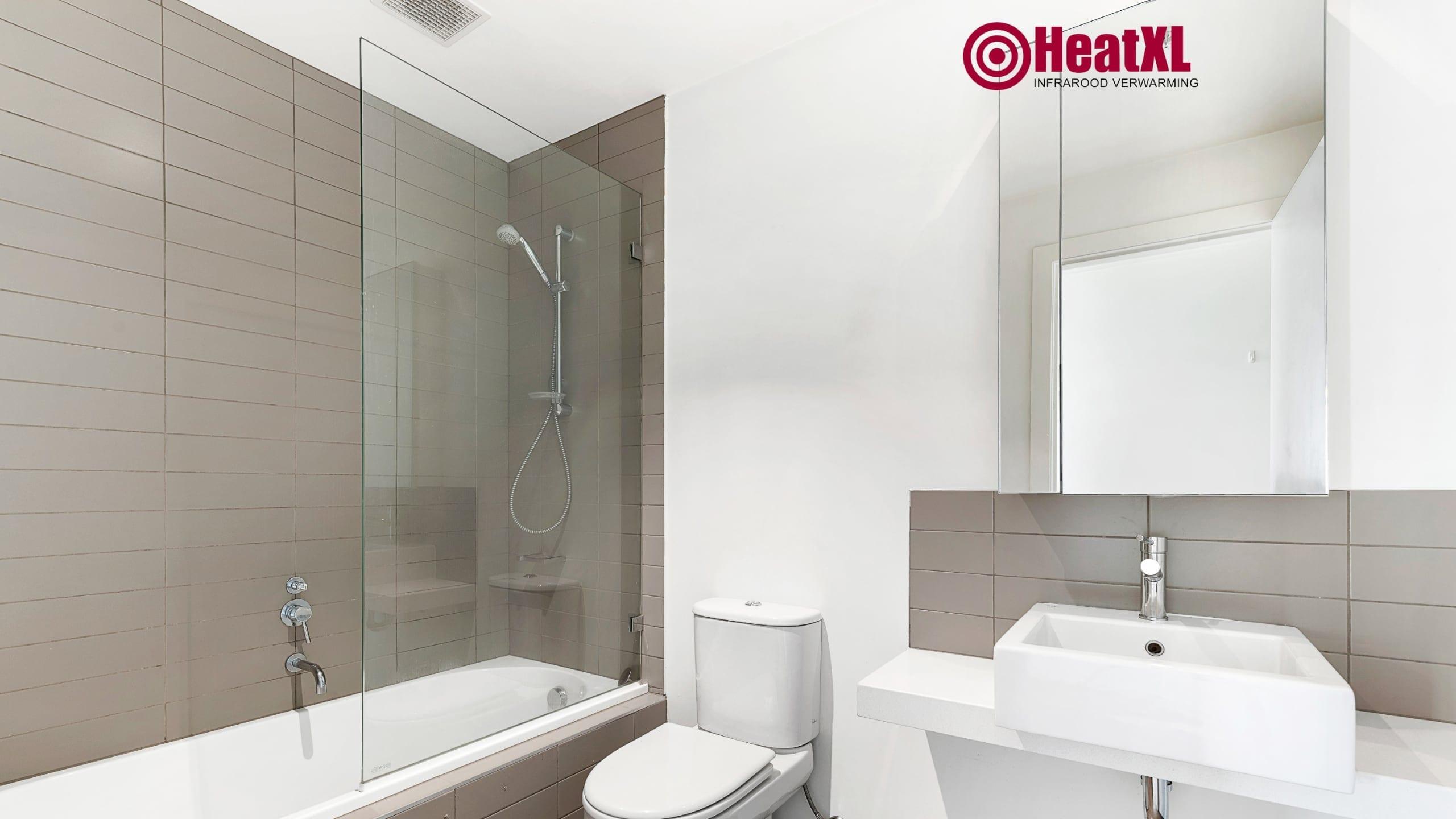 badkamer verwarming infrarood badkamer infraroodpaneel badkamer spiegel met verwarming infrarood spiegel 2