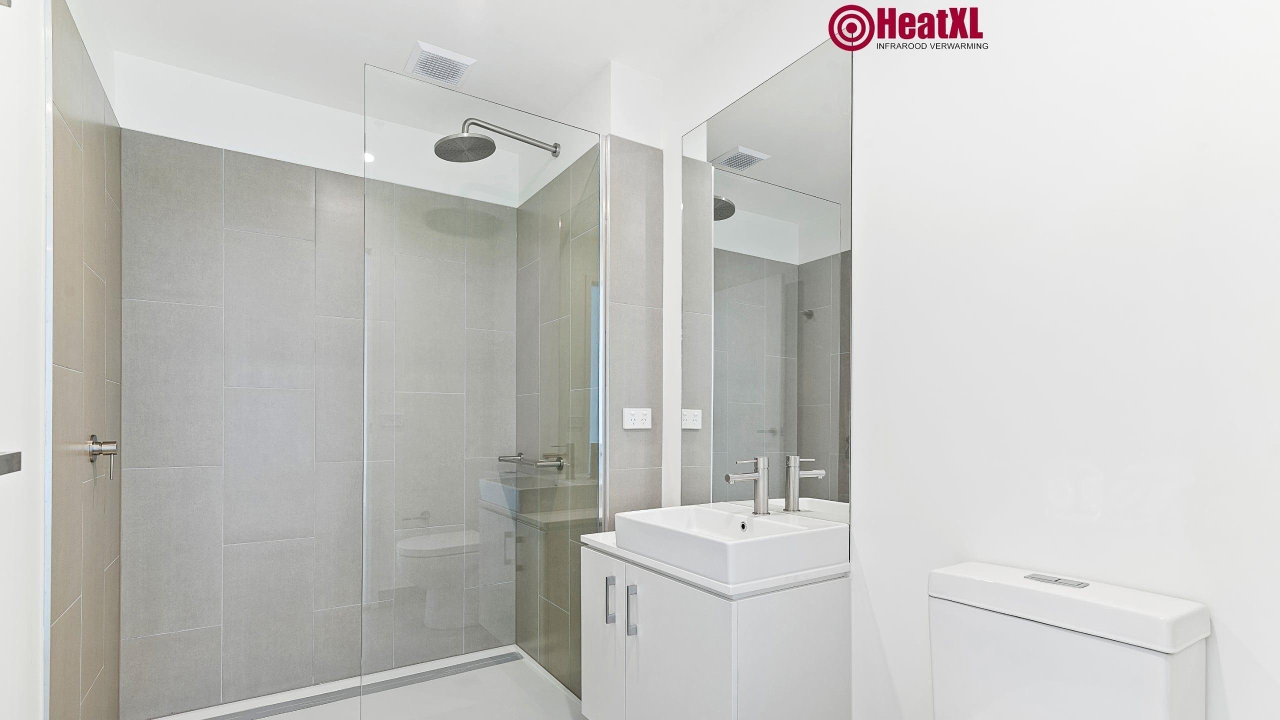 badkamer verwarming infrarood badkamer infraroodpaneel badkamer spiegel met verwarming infrarood spiegel