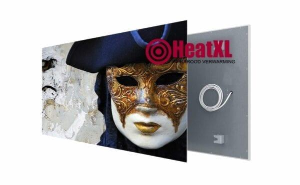 ecaros metaal infraroodpaneel voor kunst foto en print