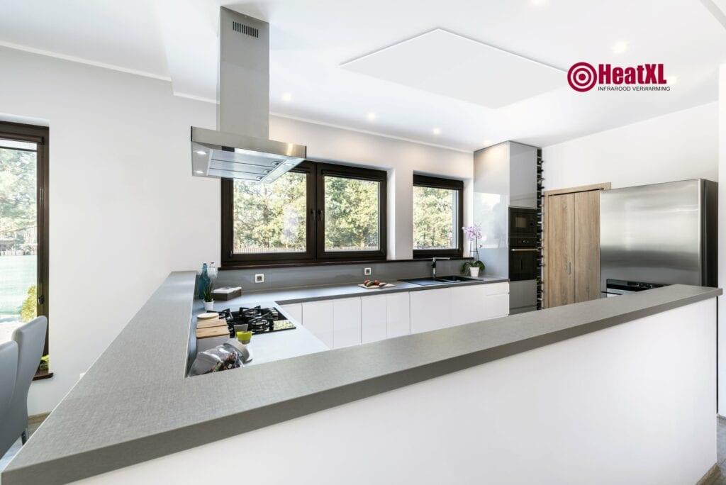 infrarood paneel infrarood verwarming keuken
