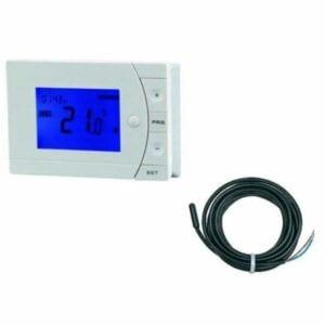 infrarood paneel met thermostaat