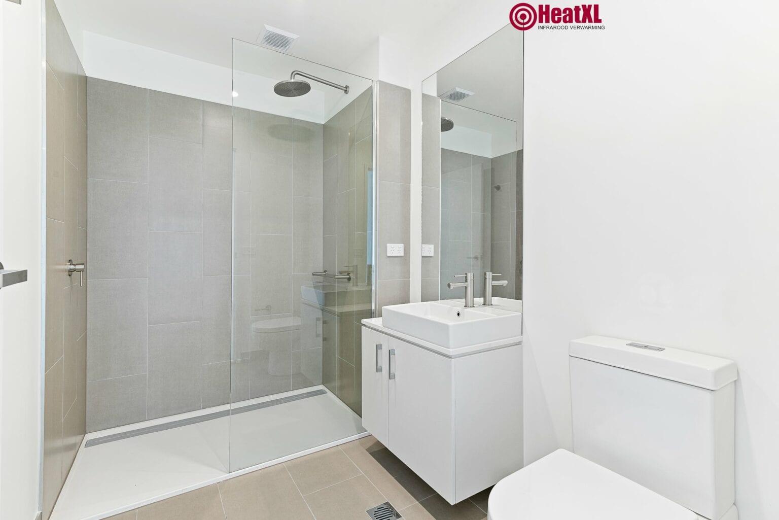 badkamer infrarood panelen beter zijn dan gewone verwarming badkamerspiegel